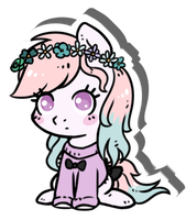 Commission - Chiharu Chibi by Reporter-Derpy