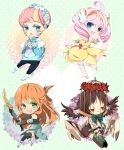 Chibi commission batch14 by inma