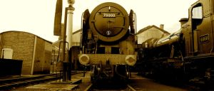 Didcot Junction Photoshoot 6 by kizgoth