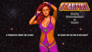 STARFIRE starring SoCal Val wp by SWFan1977