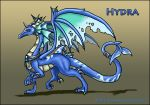 Hydra by DragonCid
