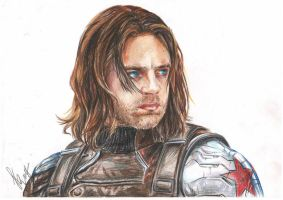 The Winter Soldier by prisonerofaparadise