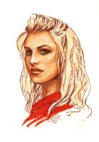 Rose Tyler by Marie-Robin