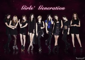 Girls Generation Wallpaper by sunrych