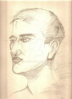 First Portrait by haiderali
