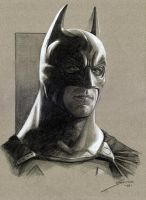 Batman by legserrano