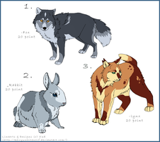 Animals_adoptables_ n. 2 10 points - CLOSED by LewKat