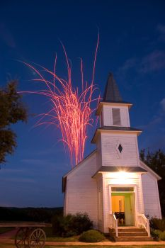 Church Fire works by ace10414