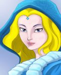 Crystal Maiden by SimplyInteractive
