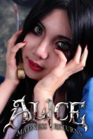 COS-ALICE MADNESS RETURNS-11 by alexzoe