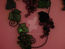 Hanging Grapes by Brooque613