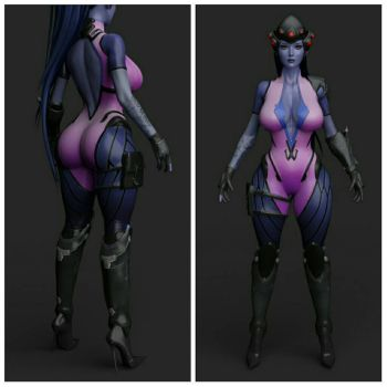 Widowmaker G3F by guhzcoituz