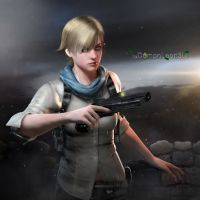 Sherry Birkin by DemonLeon3D