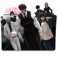 Icon Folder - Blood Blockade Battlefront (2) by alex-064