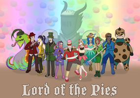 Lord of the Pies by Fallen-Lunar-Shaman