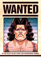 Wanted - Hugo by GENZOMAN