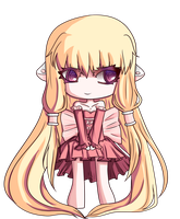 Chii from Chobits by FizziBerry