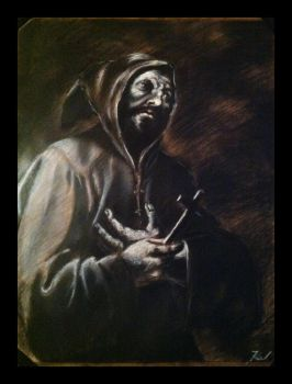 Saint Francis of Assisi by HermeticDude
