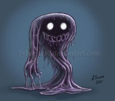 Slime monster concept by SybariteVI