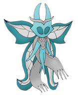 Fakemon: 020 Diamonarch V1 by bubblewrap-pancakes