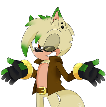 :Request: The Laid-back Hedgefox by blackburn789