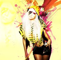 Lady Gaga by VinhFX