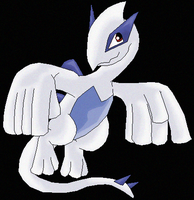 Lugia by Chloemew4ever