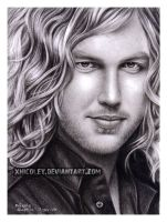 Casey James drawing by xnicoley