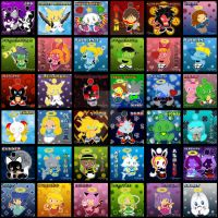 Chao Collection 3 by CCgonzo12