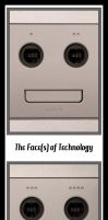 The Faces of Technology by yourmetaphor