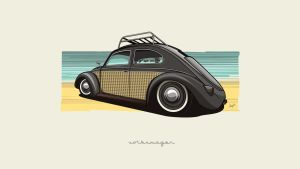 VW Callook Vector by depot-hdm