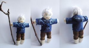Jack Frost- Rise of the Guardians by martek97