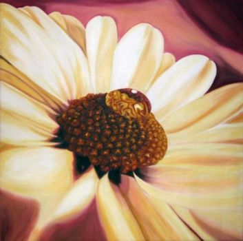 The Cherry on Top-Oil Painting by Oil-Gallery