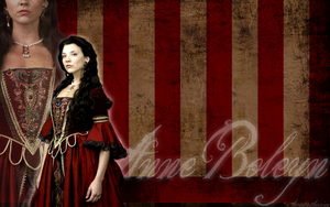 Anne Boleyn--The Tudors by theragingthespian