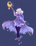 Weather Witch by laurencskinner