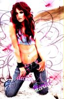 dulce maria - fairly by mila851