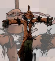 Scarecrow by Illmad