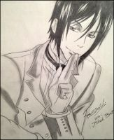 Black Butler by rizb0
