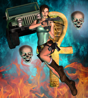 Last revelation 3 by tombraider4ever
