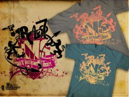 EMS tee by donkolondoy