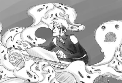 Random Doodle: Piano of Souls by CKtheRat