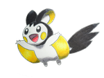 Pokemon Emolga by match16
