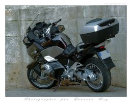 '14 BMW R 1200RT by laurentroy
