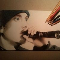 Eminem by Tropical-Rain