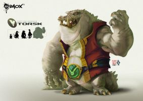 WhiteHole: Torsk by raoxcrew
