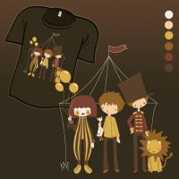 Woot Shirt Derby: Circus by renton1313
