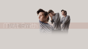 Matt Smith by LorienLaure
