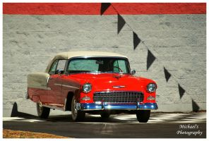 1955 Chevy by TheMan268