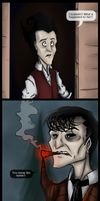 Don't Starve : Unfazed-Page 6 by TrebleStudios