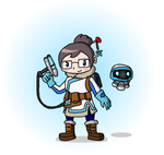 Mei by MagicFool64